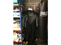 Women's size 14 wet suit O'Neil