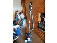 orange Dyson DC19 Cylinder Hoover bagless 1week guarantee tools no texing phone only wit