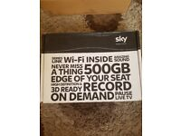 Brand New Sky Box DRX890WL-C 500GB