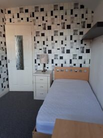 Single room available on 1st Sept