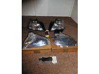 Astra H Irmscher Rear Lights amd more items