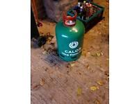 13 kg calor gas bottle