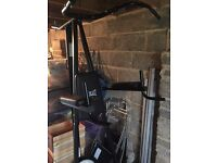 Everlast VKR Pull & Dip Power Tower & Punch Bag Station (Without Bag)