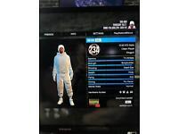 GTA 5 Account (PS4)