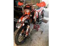 KTM EXC, 2006, MOTed until March 2019