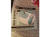 Salon laser hair removal kit