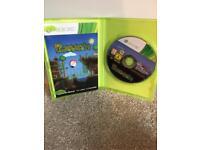 Used Terraria Xbox 360 game