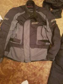 Gear 4xl motorbike jacket