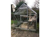 Green House 6ft3 x 7ft6