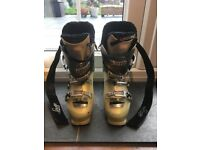 Lange Exclusive Ski Boots: RX 90 ski boots womens 2012