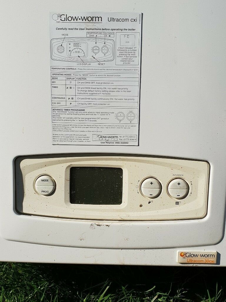 Nice Glow Worm 30cxi Manual Pattern - Electrical and Wiring Diagram ...