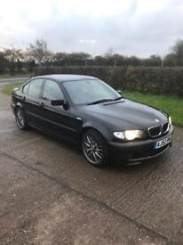 Bmw 330d m sport e46 2002 Open to sensible offers