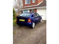 04 Vauxhall Astra for repair
