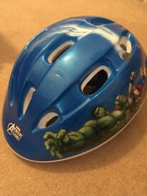 Kids Marvel helmet