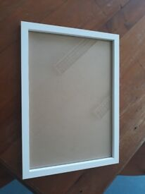 Empty picture frames perfect cond