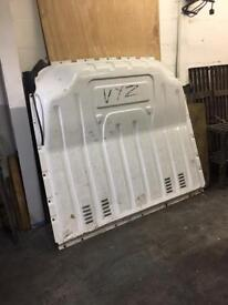 Renault master cab screen