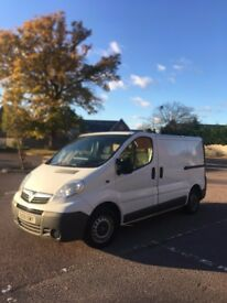 Vauxhall Vivaro, SWB - Loaded with excellent Mobile Valeting equipment (Can have the van separately)