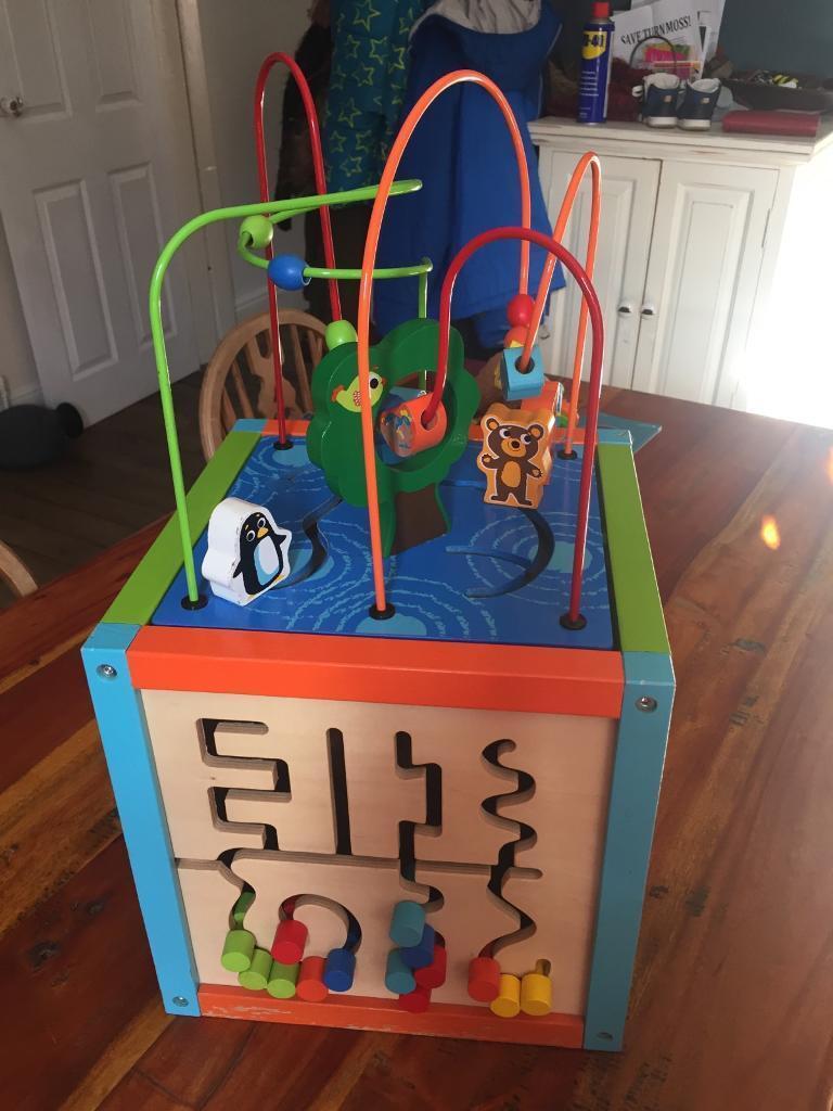 Baby Zaney Zoo Play Cube