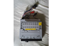 Clarion sterio system used in Peugeot 206. MP3, cd and radio. Removable front.