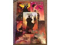 The Dark Tower Stephen King Hardback book set 1 to 5 Marvel comics