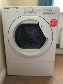 New hoover 9kg tumble vented dryer. 2018