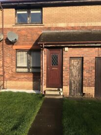 2 Bed house for Let in Mournian Way,Hamilton . Very quiet Cul de sac and child friendly.