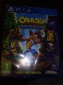 Crash Bandicoot and Lego Worlds