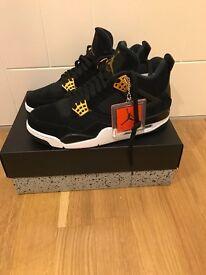 Jordan 4 Royalty. UK size 7