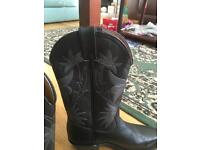 Brand new ladies cowboy boots.