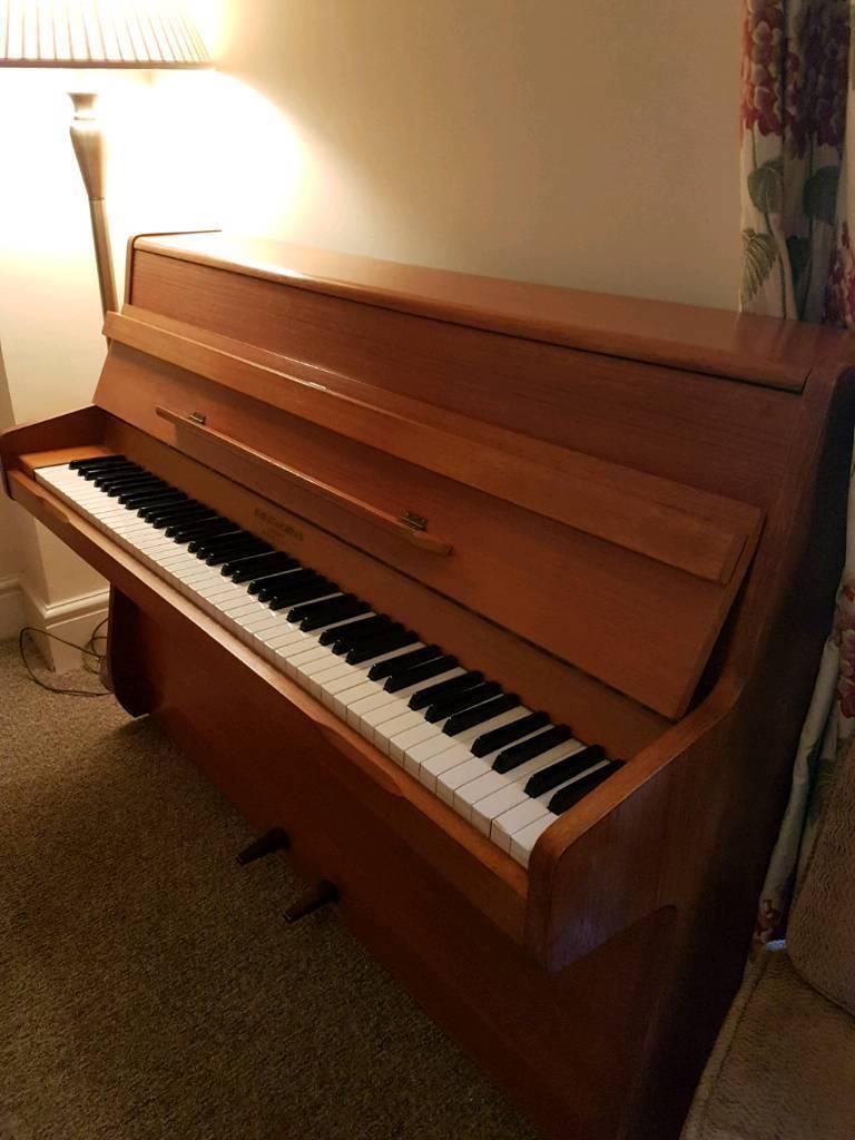 Kastner Barrett and Robinson piano
