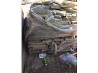 2 new pallets of crazy paving £75