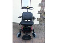 Electric Mobility RASCAL WE GO 250 3mph Attendant Power Chair / Wheelchair