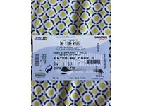 Stone Roses Ticket SSE Arena Seating ticket