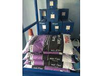 MAX-FLEX FIBRE ADHESIVE (7bags) WHITE WALL TILES (20boxes)
