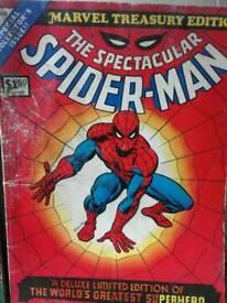 Spiderman issue 1 .