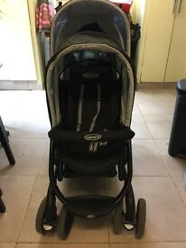 Double pram to sell