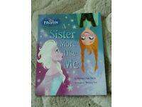 Frozen- Sister more like me