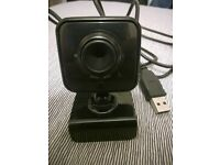 USB WEBCAM with EARPHONE/MIC/SOFTWARE