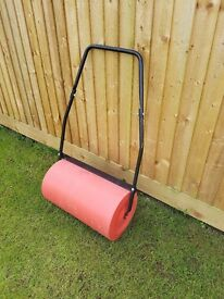 Garden roller, only used one season.