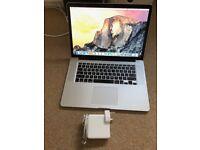 Macbook Pro Retina 15 2014 Intel Core i7 2.5GHz/16GB/512GB SSD/GT750