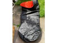 Large Quechua sleeping bag