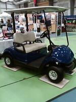 New 2015 Yamaha Drive Gas Golf cart