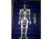 Neca terminator endoskeleton 18 inch t2 t800