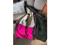 Girls size 8 years Joules coat