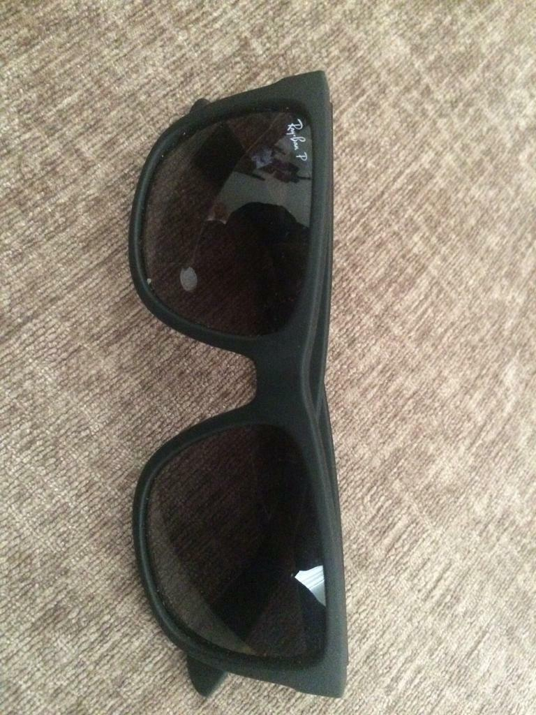 Ray ban Justinin Rubery, West MidlandsGumtree - Mint condition only worn a few times paid £55 for them take £15