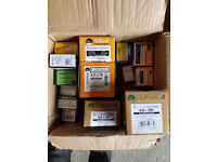 600 nr. MASONRY NAILS & 1400nr. WOODSCREWS (various gauges and lengths) CAN DELIVER F.O.C