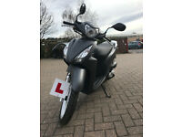 Honda Vision 110 (2017' REG) BRENT NEW! Excellent condition WITH ONLY 2 miles!