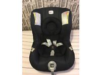Britax first class car seat. From new born- 4 years!