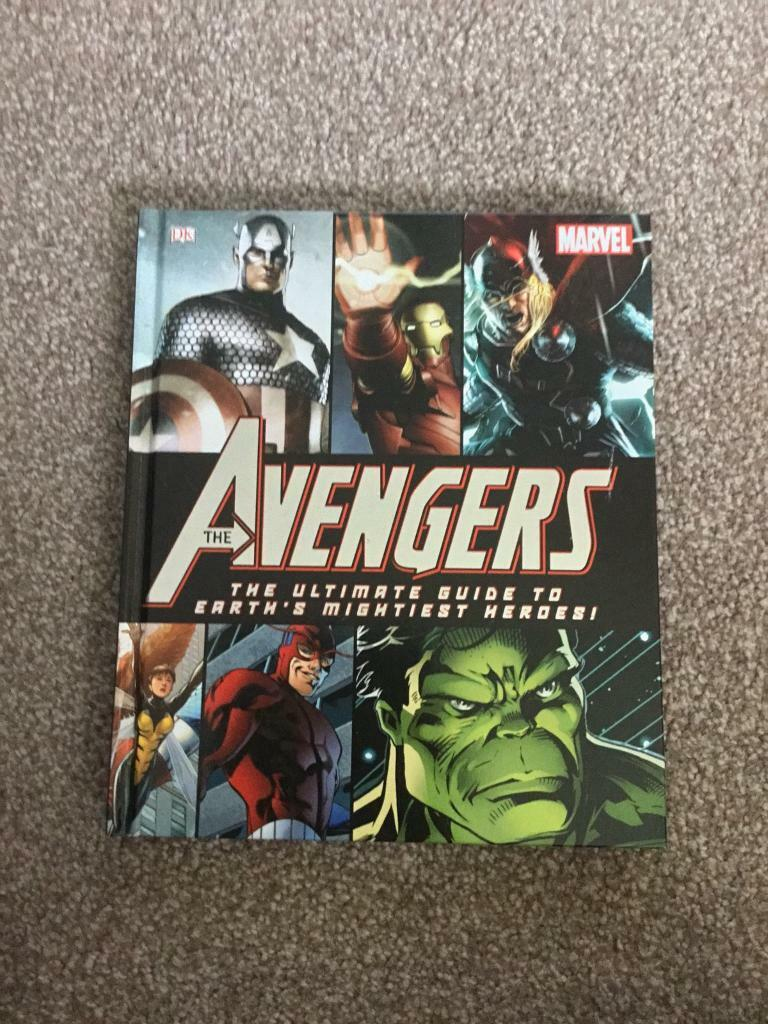 f4bd555bf54 Avengers: Ultimate Guide to Earth's Mightiest Heroes Encyclopedia | in  Fulwood, Lancashire | Gumtree