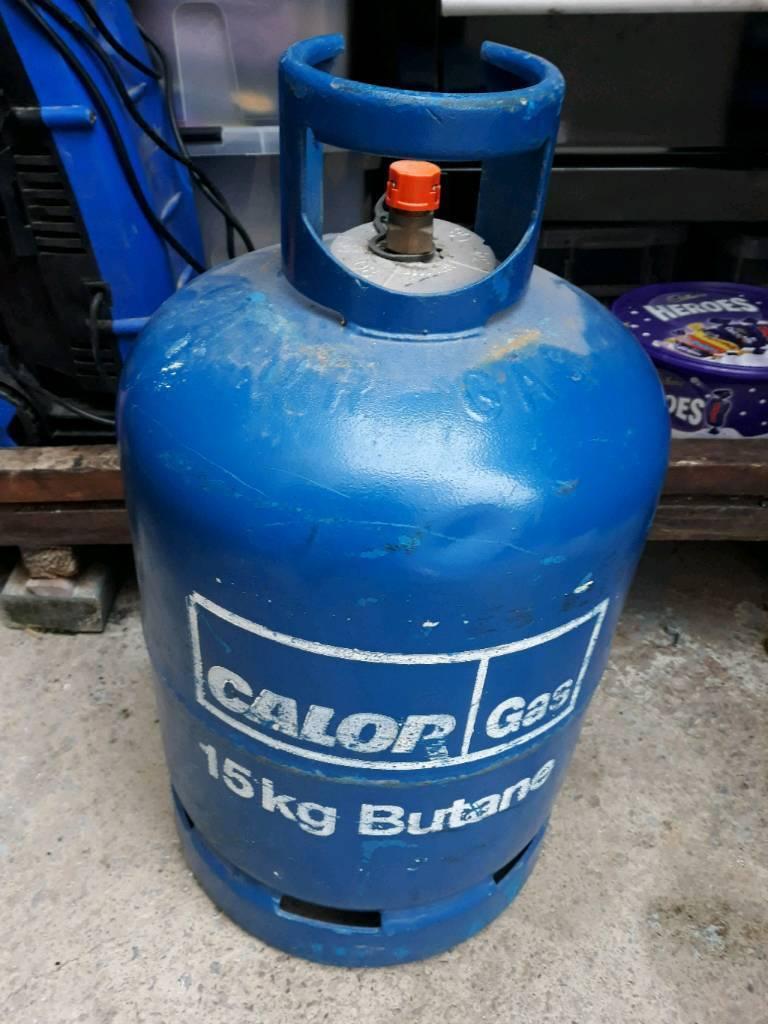 15kg calor gas bottle (full)   in Padiham, Lancashire ...